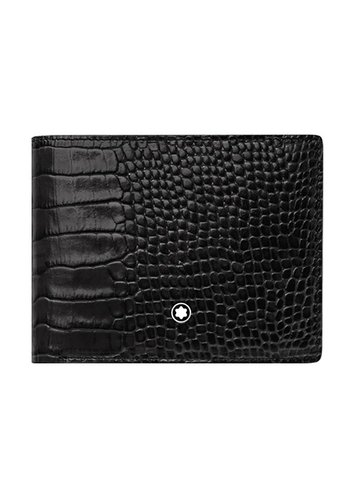 Montblanc Meisterstuck Selection Wallet 6cc Mocha 114445