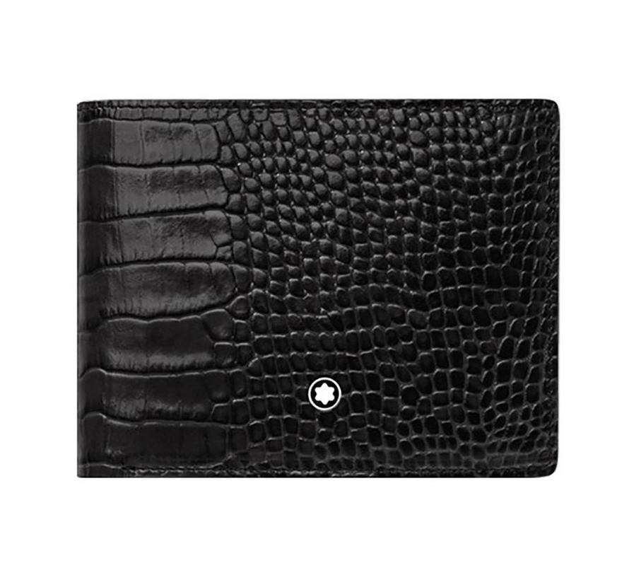 Meisterstuck Selection Wallet 6cc Mocha 114445