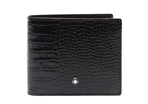 Montblanc Meisterstuck Selection Wallet 8cc Mocha 114448