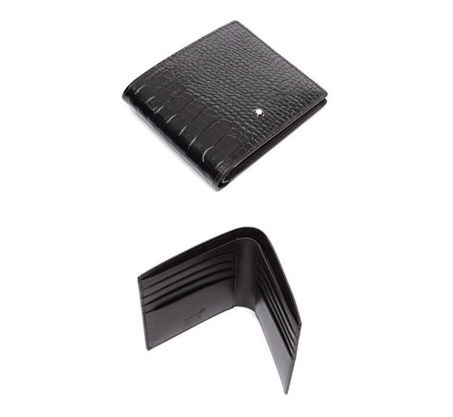 Meisterstuck Selection Wallet 8cc Mocha 114448