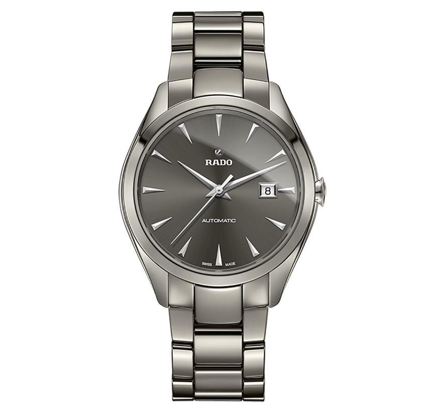 Hyperchrome Automatic Platin heren horloge R32254302