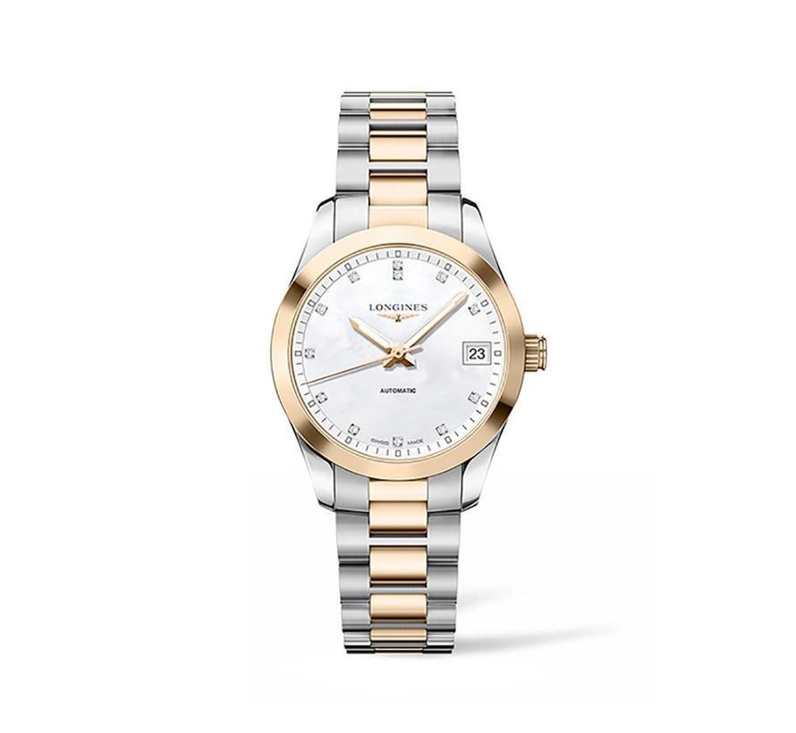 Conquest Classic Automatic dames horloge L23855877