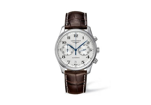 Longines Master Collection Chronograph heren horloge L26294783