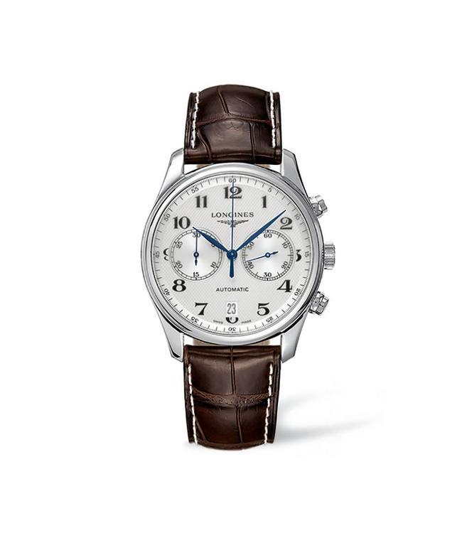 Longines Master Collection Chronograph heren horloge L26294783