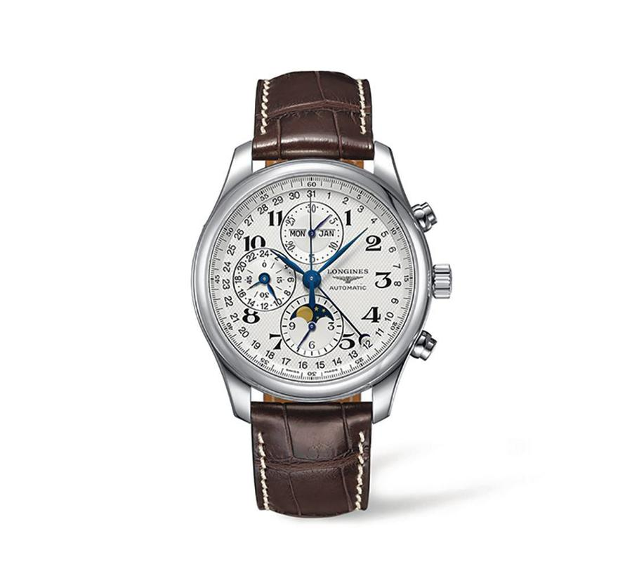 Master Collection Automatic with Moon phase heren horloge L27734783