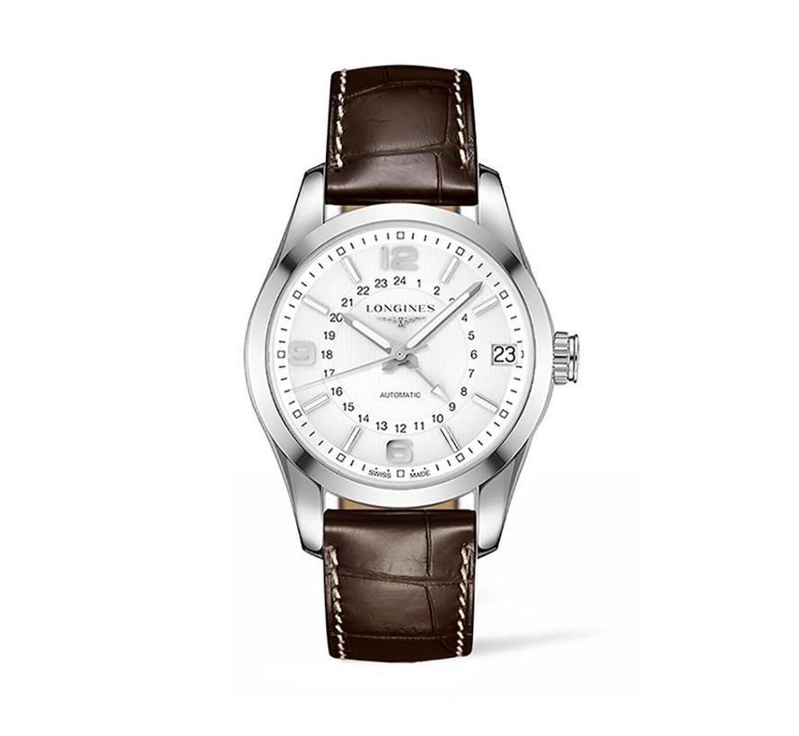 Conquest Classic Automatic heren horloge L27994763