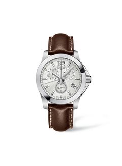 Longines Conquest Chronograph heren horloge L36604765