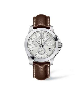 Longines Conquest Chronograph heren horloge L36604765