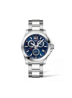 Longines Conquest Chronograph heren horloge L37004966