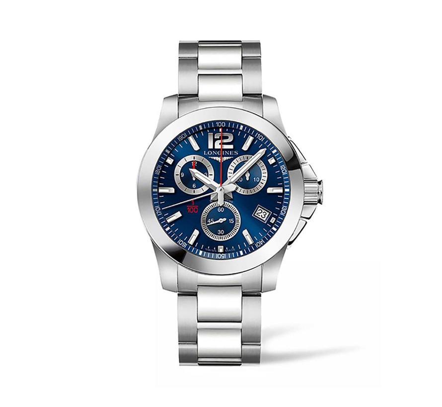 Conquest Chronograph heren horloge L37004966