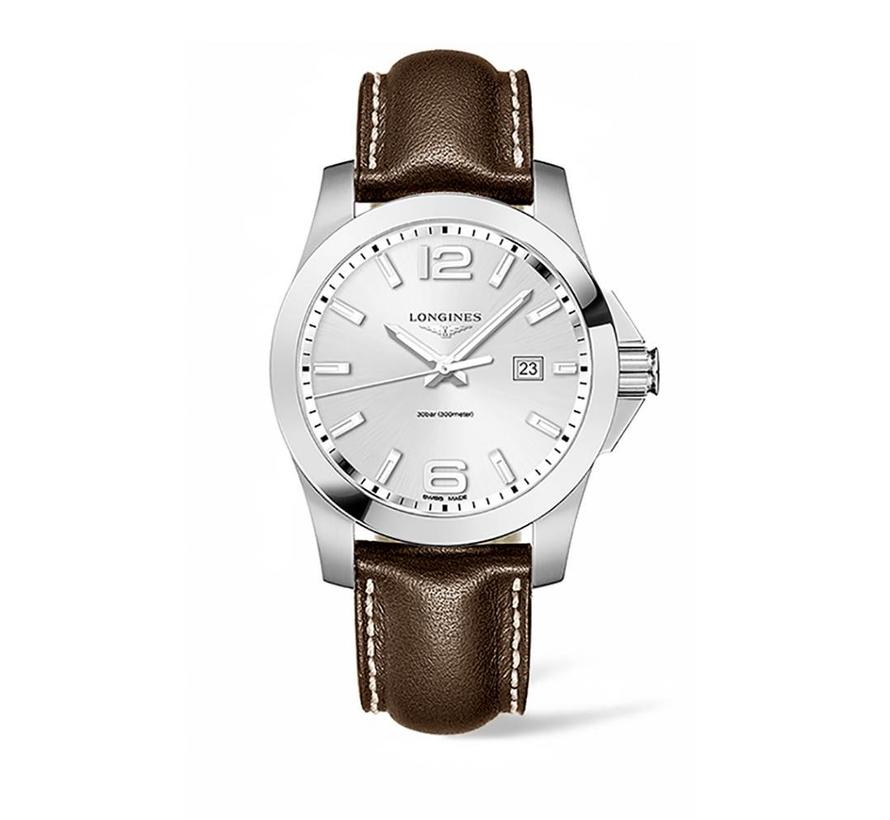 Conquest heren horloge L37604765