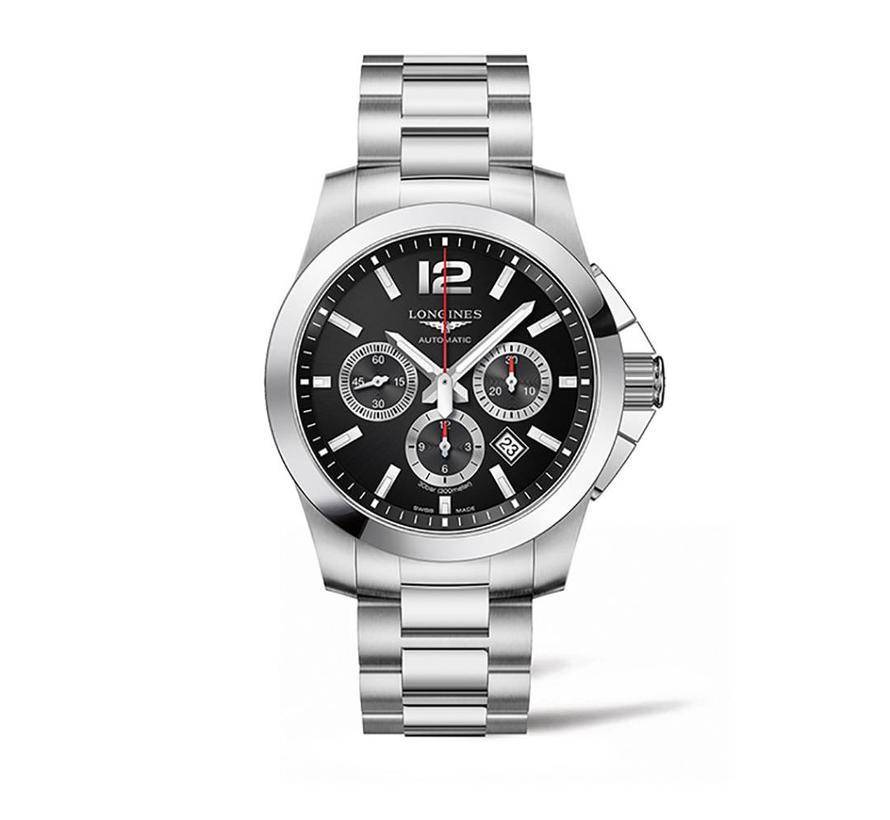 Conquest Automatic heren horloge L38014566
