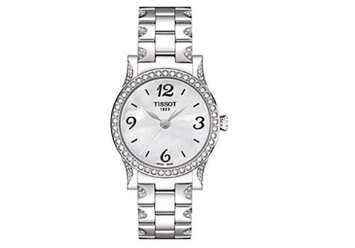 Tissot Stylis-T dames horloge T0282101111700