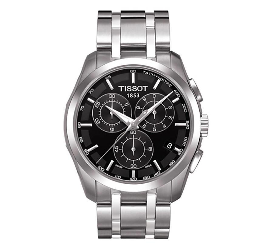 Couturier heren horloge T0356171105100