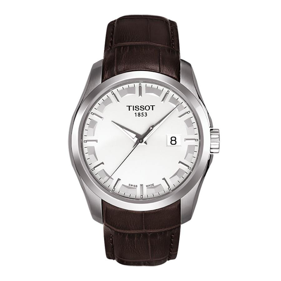 Couturier heren horloge T0354101603100