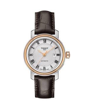 Tissot Bridgeport Powermatic 80 Automatic heren horloge T0974072603300