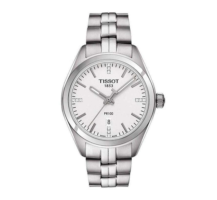 PR100 dames horloge T1012101103600