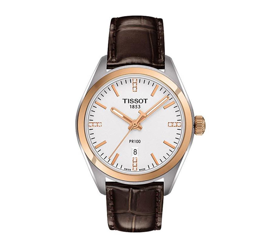 PR100 dames horloge T1012102603600