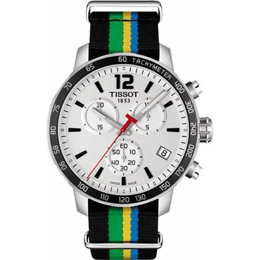 Quickster heren horloge T0954171703702