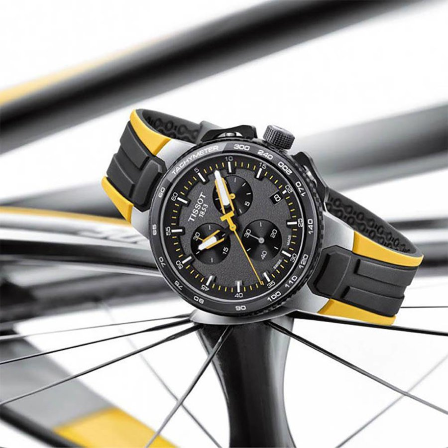 T-Bike Chronograph Tour de France T1114173744100