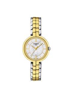 Tissot Flamingo dames horloge T0942102211101