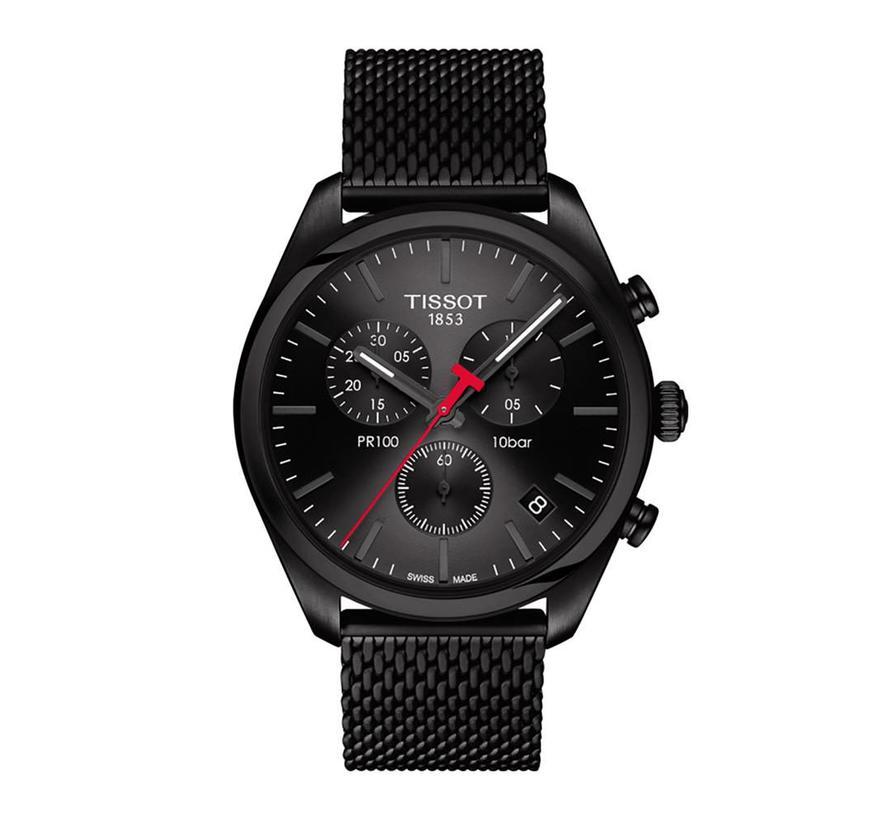 PR100 Chronograph heren horloge T1014173305100