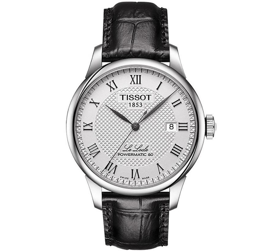 Le Locle Powermatic 80 Automatic heren horloge T0064071603300