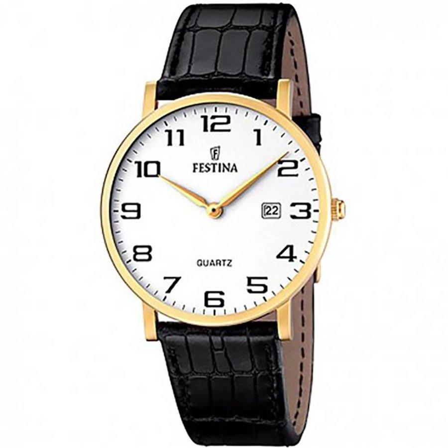 Elegance heren horloge F16478/1