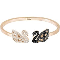 Facet Swan Bangle M 5289535