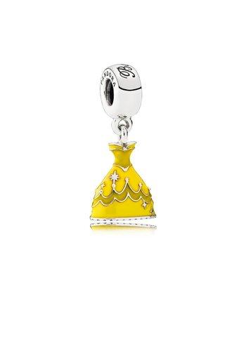 Pandora Disney Belle's Dress 791576ENMX