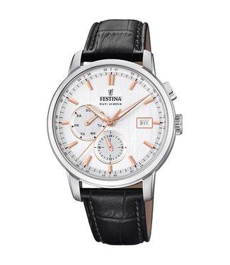 Festina Timeless Chronograpg heren horloge F20280/1