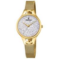 Mademoiselle dames horloge F20332/1