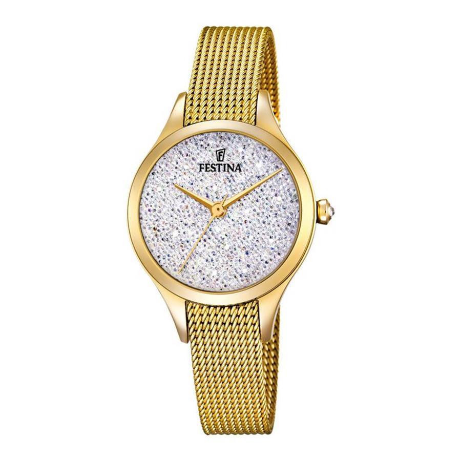 Mademoiselle dames horloge F20337/1