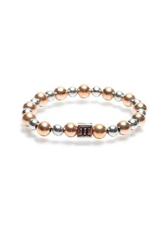 Gemini Musthave Deluxe Rose Silver