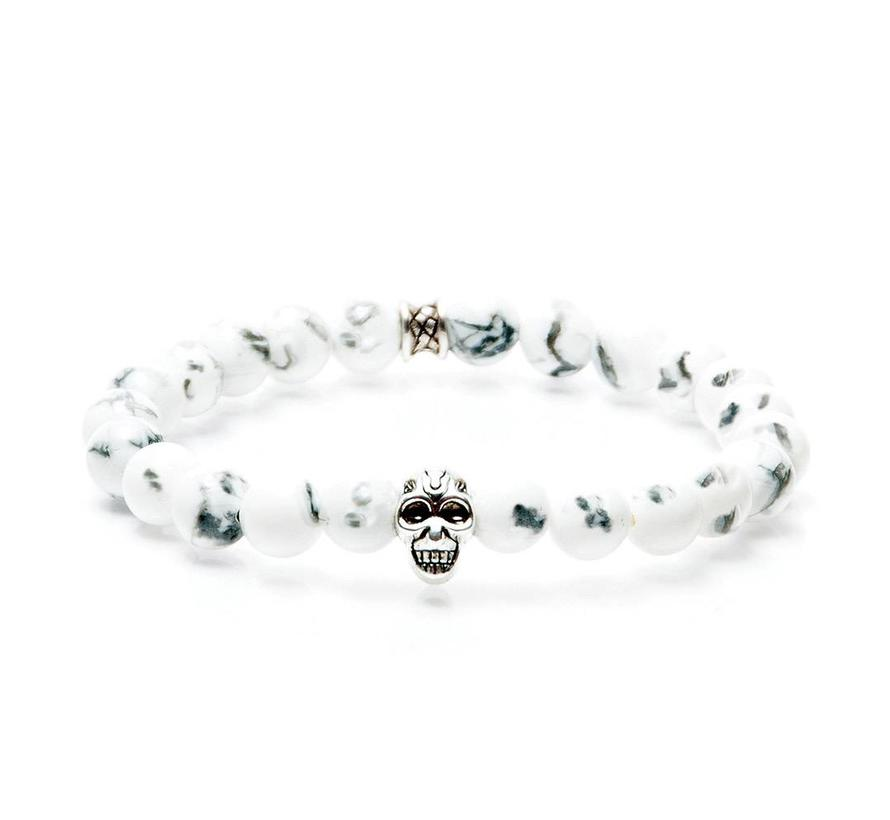 Skull White