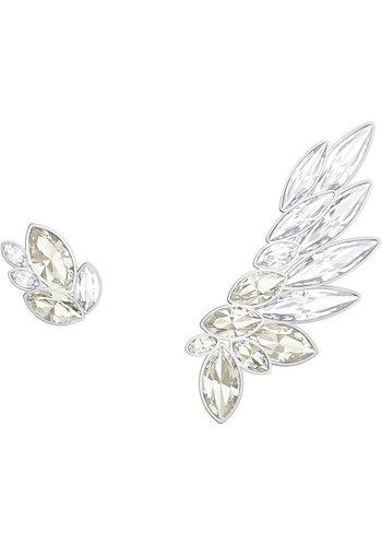 Swarovski Lake pierced earrings Cuff 5387134