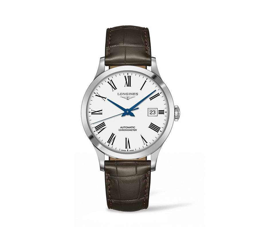 Record Automatic Chronometer heren horloge L28214112