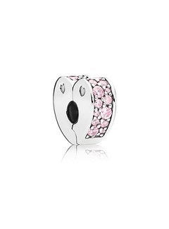 Pandora Pink Arcs of Love 797020PCZ
