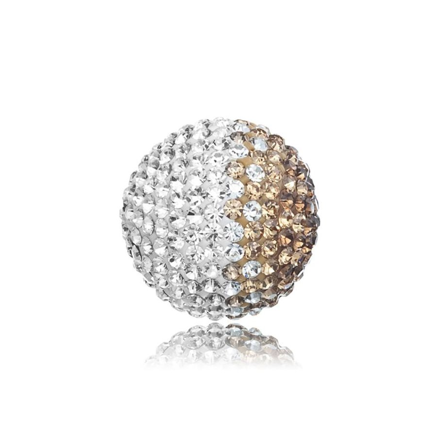 glitter klankbol large ERS-03-ZI-L