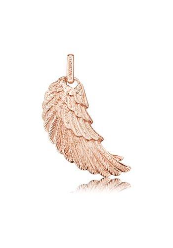 Engelsrufer hanger vleugel rose ERW-L2-R