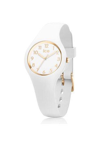 Ice Watch Ice Glam White Gold Numbers Extra Small 015341
