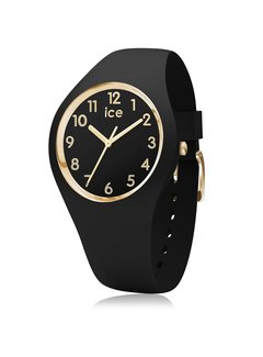 Ice Watch Ice Glam Black Gold Numbers Small 015338