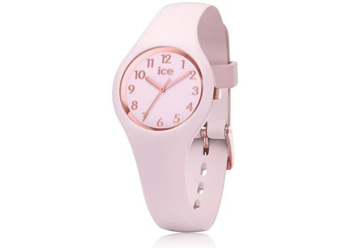 Ice Watch Ice Glam Pastel Pink Lady Numbers Extra Small 015346
