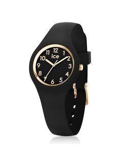 Ice Watch Ice Glam Black Gold Numbers Extra Small 015342