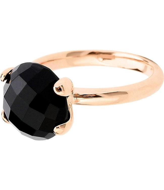 Bronzallure Faceted Stone ring WSBZ00013B