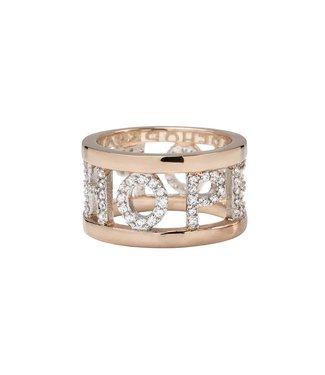 Bronzallure Romanze Hope ring WSBZ00529WR