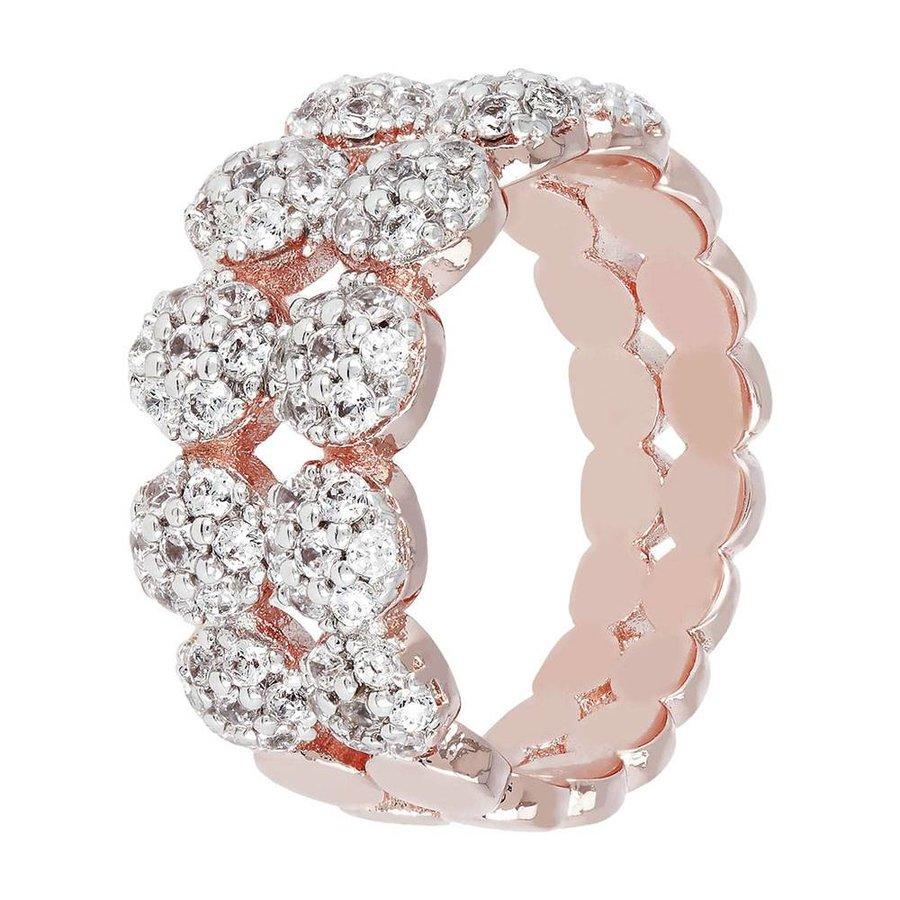 Fancy multistrands ring WSBZ00817WR