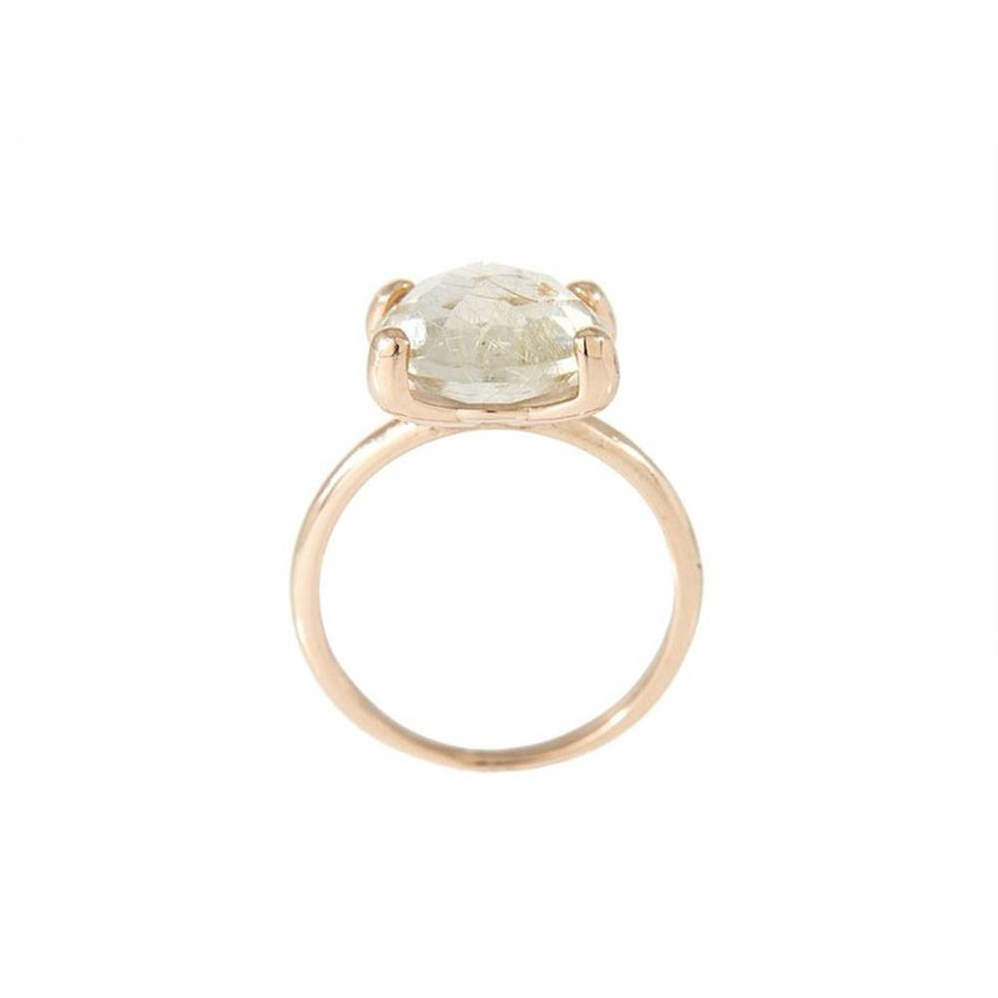 Faceted Stone ring WSBZ00013RT