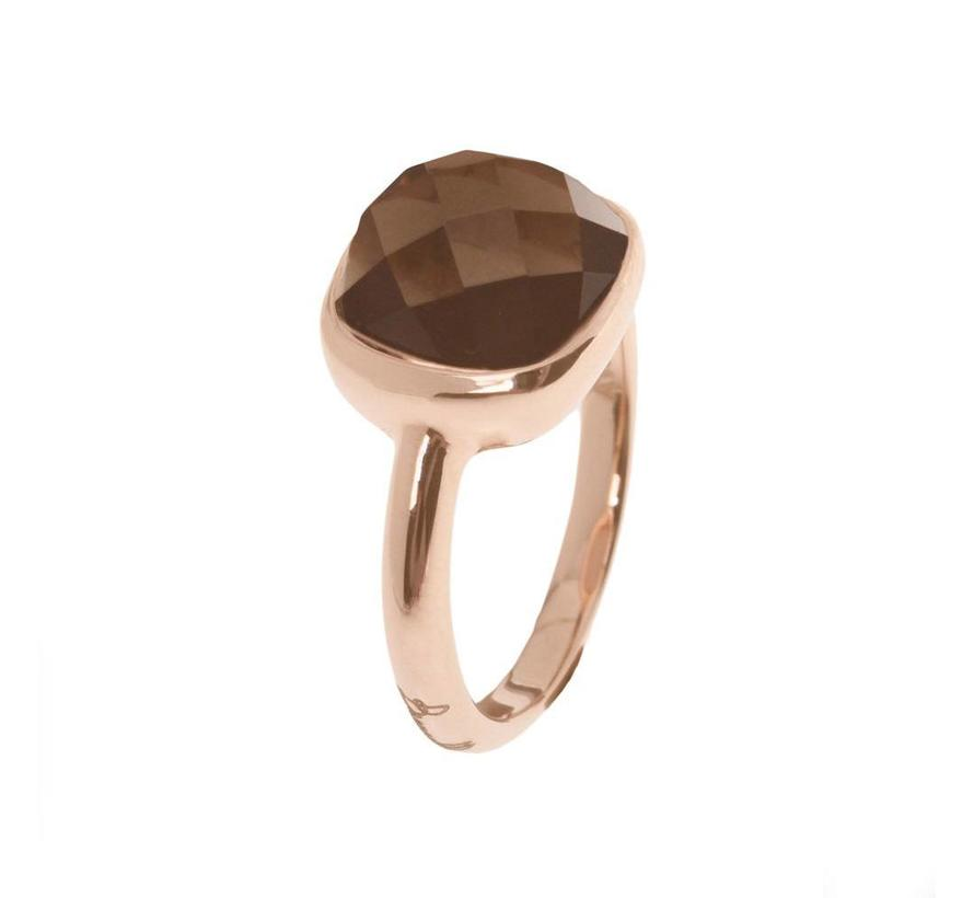 Sparkling Faceted Gemstone ring WSBZ00094S