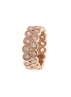 Bronzallure Fancy Double Row ring WSBZ00369W